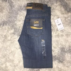 NWT Lee Boys 4T Jeans